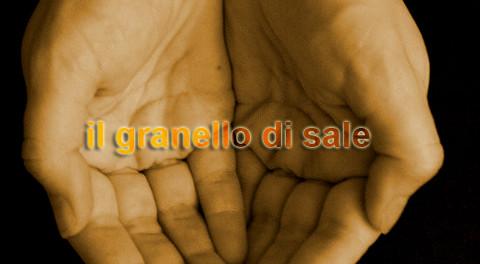 logo dell'associazione Granello di sale