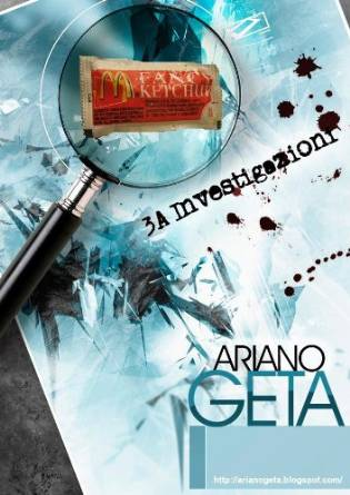 copertina del libro 3A investigazioni di Ariano Geta