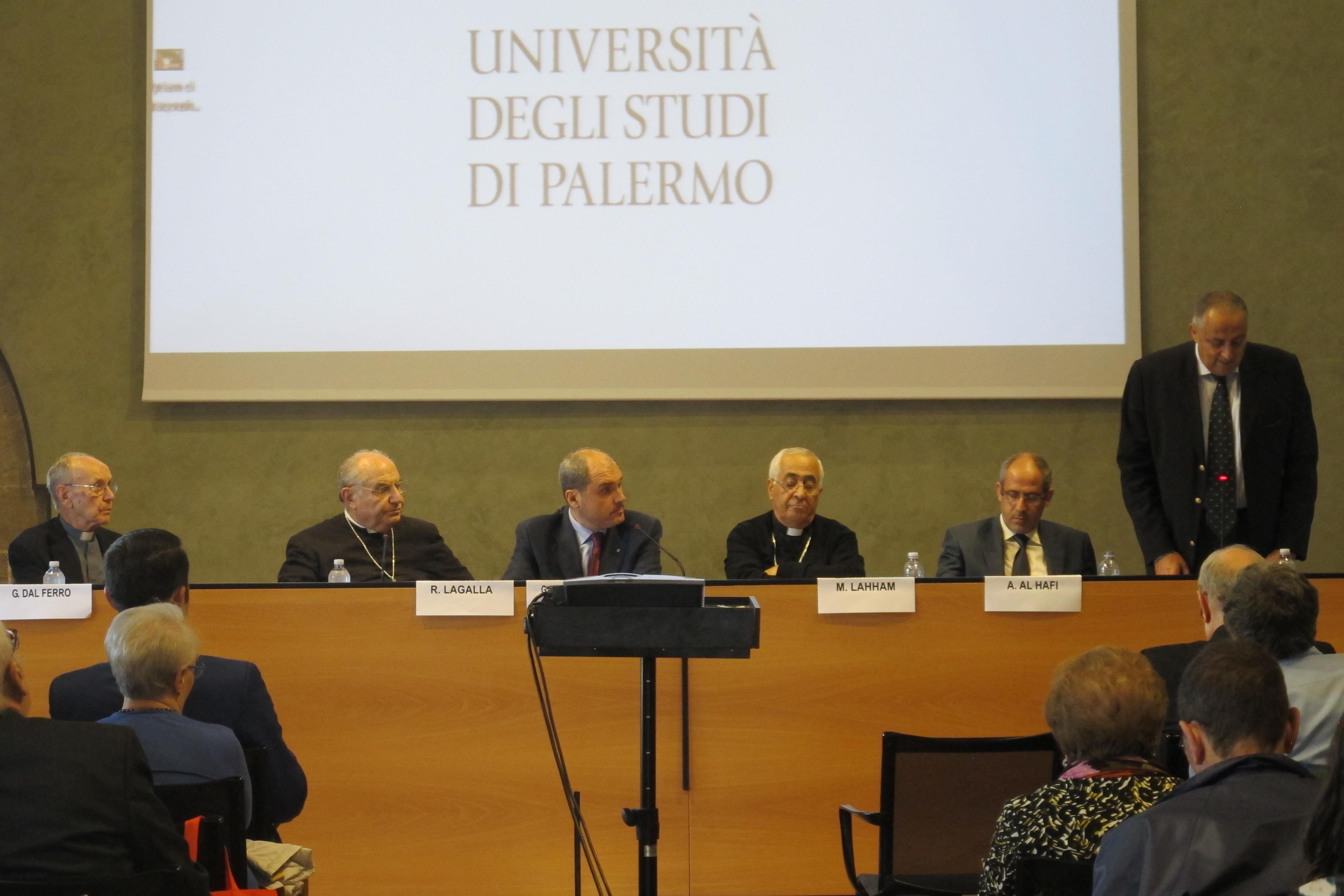"""Palermo, incontro su """"Religione, pluralismo, democrazia: le attese dei giovani"""""""