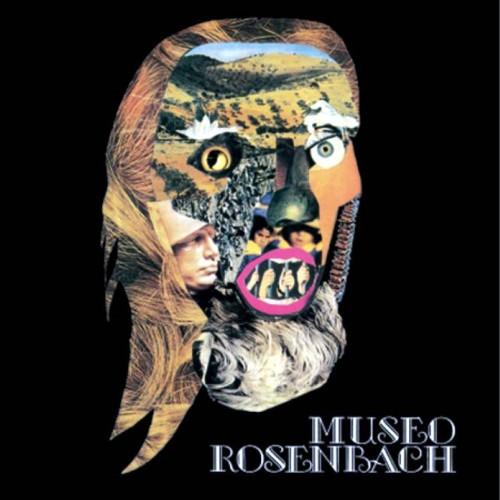 copertina dell'album Zarathustra dei Museo Rosenbach