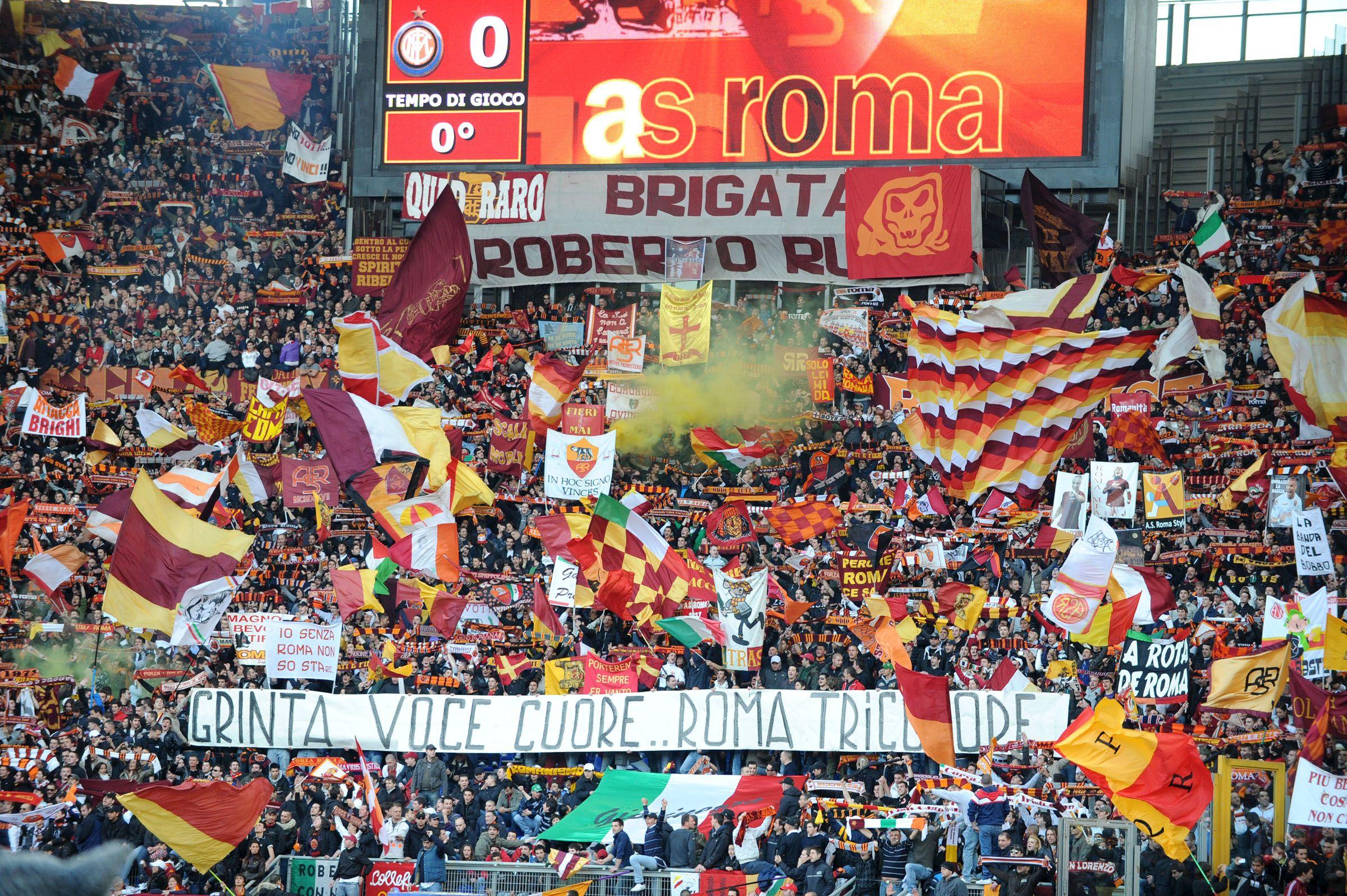 Serie A, 10^ giornata: Roma prima con tre inseguitrici, cambio panchina a Bologna