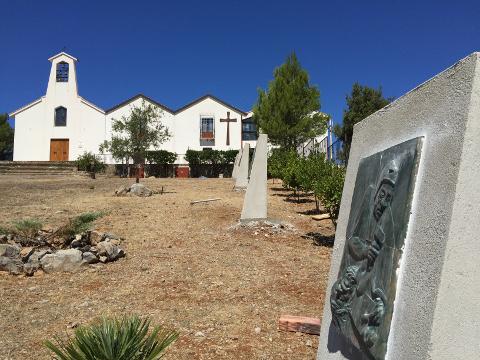 A Iglesias la benedizione della Via Crucis artistica