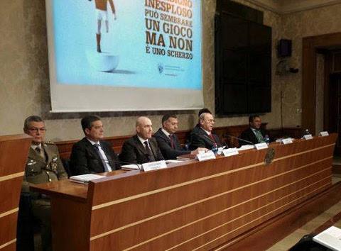 A Giulianova (TE) evento di sensibilizzazione sugli ordigni bellici inesplosi