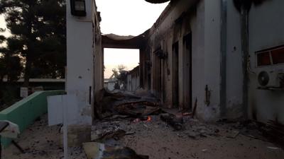 """Attacco a Kunduz. MSF: """"Tre morti e 30 operatori dispersi"""