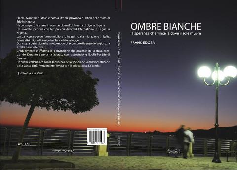 copertina del libro orme bianche