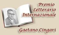 locandina del Premio letterario Gaetano Cingari