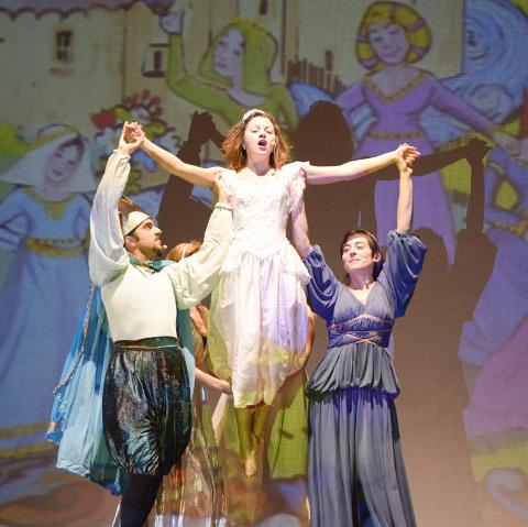 """""""Le domeniche da favola"""", rassegna teatrale per famiglie a Firenze"""
