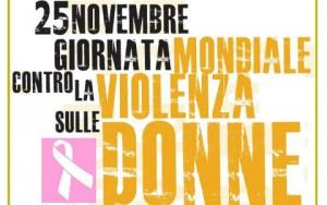 logo della Giornata mondiale contro la violenza sulle donne