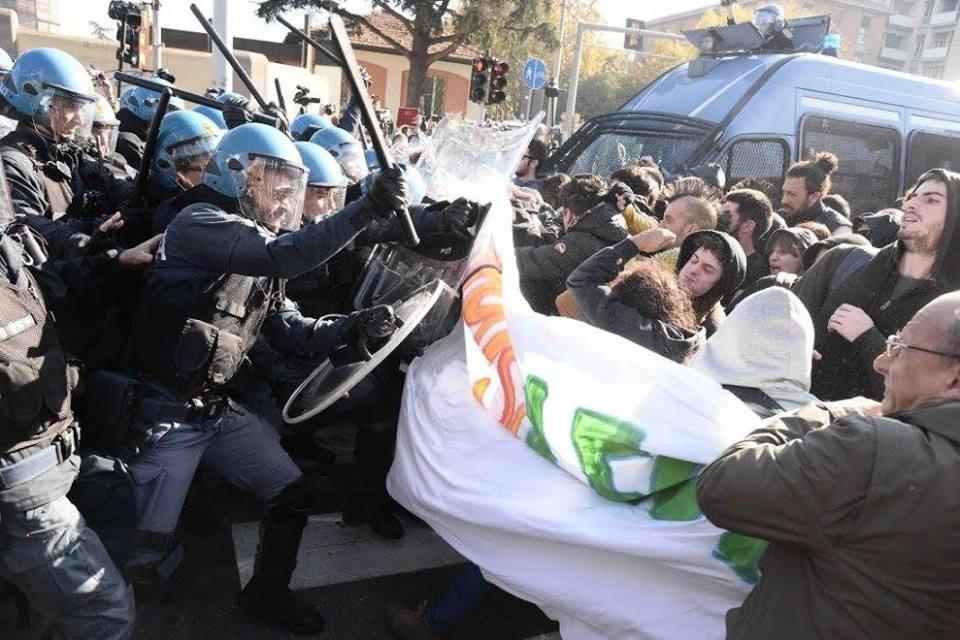 8 Novembre, Bologna: una giornata da dimenticare