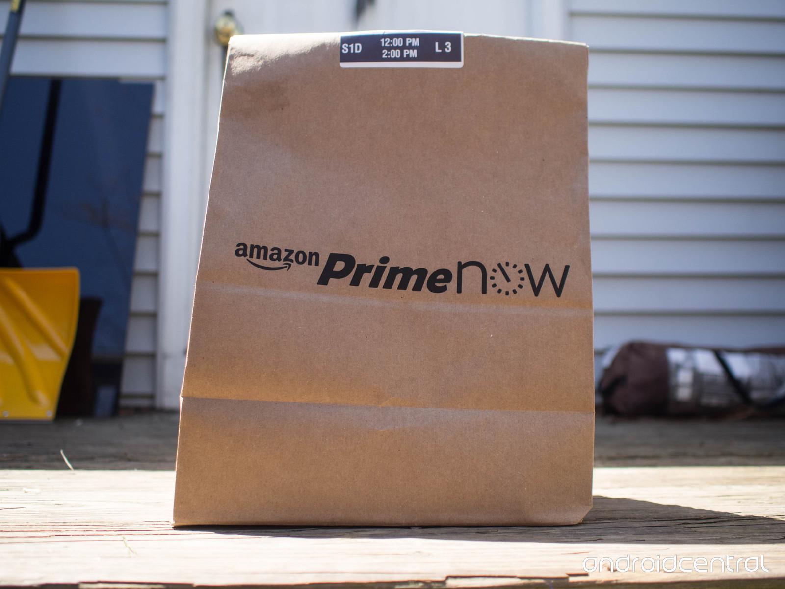 """Arriva """"Prime Now"""" di Amazon e rivoluziona la spesa"""
