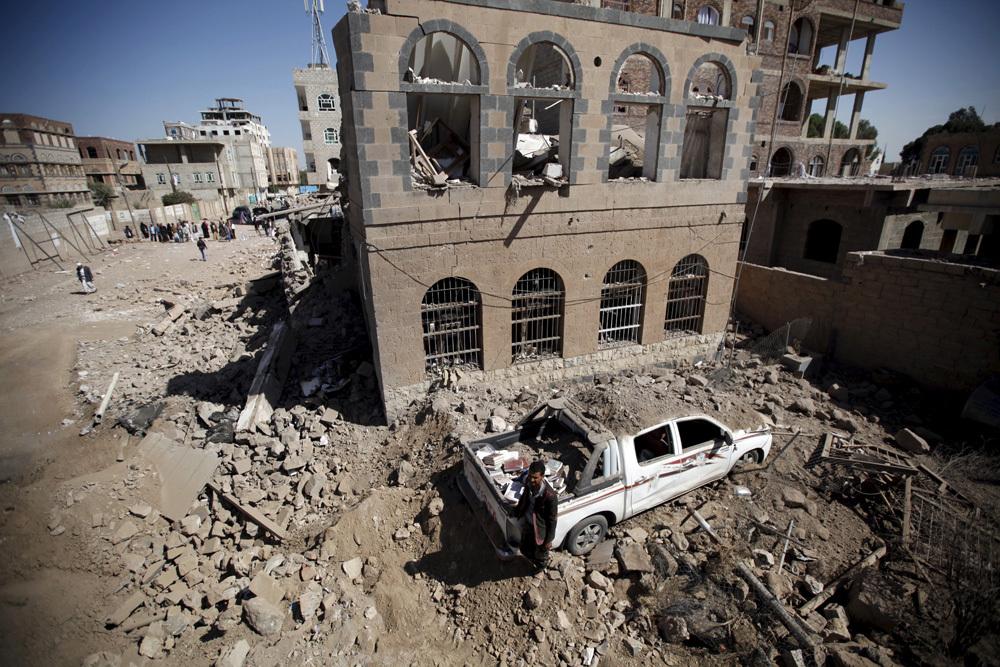 L'Italia contribuisce alla catastrofe nello Yemen