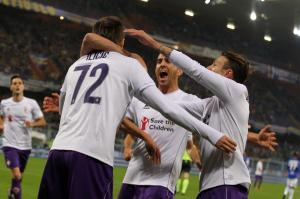 Serie A, 12° giornata: Fiorentina capolista, derby alla Roma, Verona sprofonda