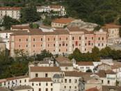 veduta di Palazzo Arnone a Cosenza