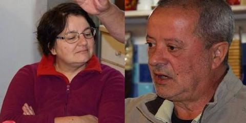 Graziella e Gianfranco Biscu
