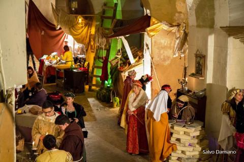 Il Presepe Vivente di San Francesco a Palermo