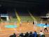 la rainbow catania durante una partita di basket