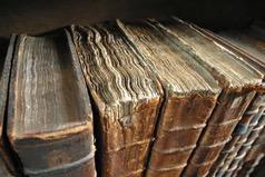 alcuni libri antichi