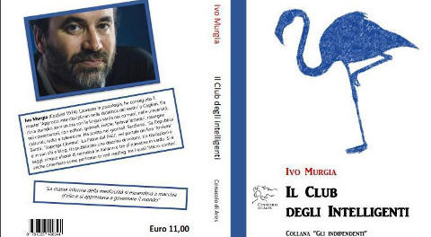 copertina del libro Il Club degli intelligenti di Ivo Murgia
