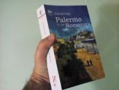 mano che tiene Palermo in un romanzo di Emanuele Drago