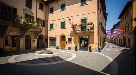 Corso Corsini a Barberino di Mugello