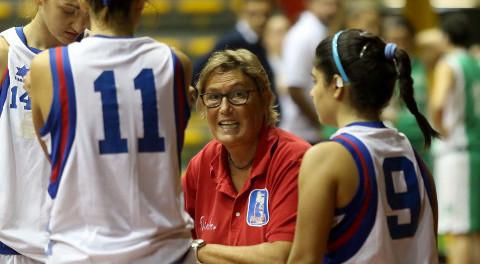 Gabriella Di Piazza - allenatrice di basket