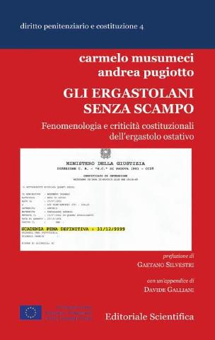 """""""Gli ergastolani senza scampo"""": incontro sul libro a Perugia"""