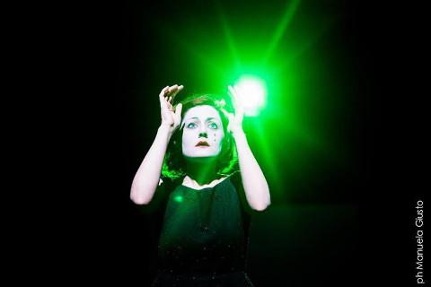 Caterina Gramaglia interpreta Le lacrime di Giulietta