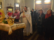 celebrazione del Natale cristiano ortodosso a Cagliari