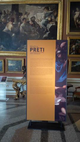 """La Mostra """"Mattia Preti: un giovane nella Roma dopo Caravaggio"""""""