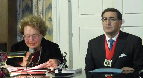 Teresa Gentile e Francesco Lenoci