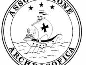 logo dell'associazione Archeosofica