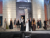 sfilata del concorso Moda movie in Calabria