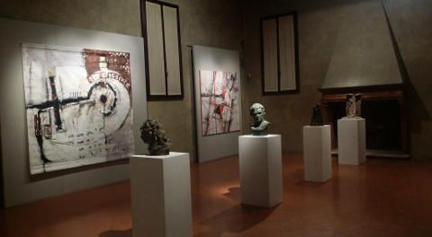 mostra con opere di Alessandro Grazi