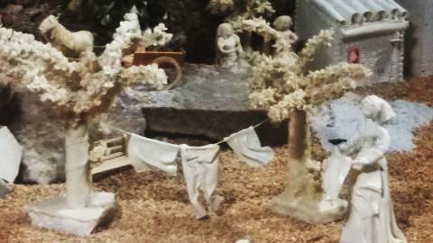 Il Presepe di pane di Olmedo (SS),  una meraviglia da proteggere