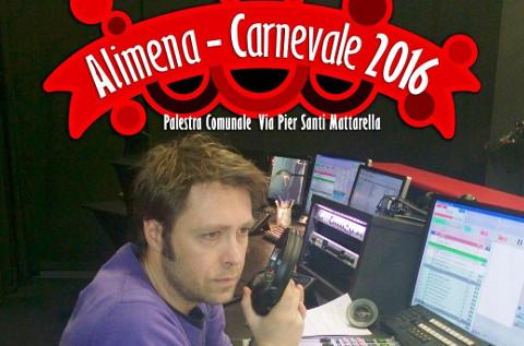 Carnevale ad Alimena (PA) con il dj Gigi Cutrì