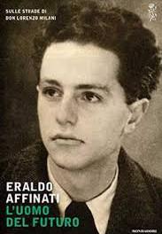 copertina de L'uomo del futuro di Eraldo Affinati