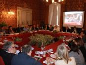 Incontro tra rappresentanti delle istituzioni a Macerata