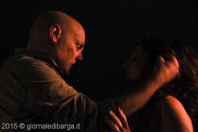 """""""Parole incatenate"""" al Teatro dei Rassicurati di Montecarlo (LU)"""