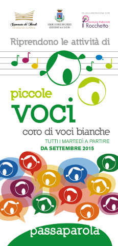Le Piccole Voci in concerto a Borgo San Lorenzo (FI)