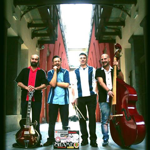 A Siena arriva la Shame Blues Band