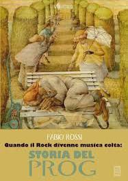 copertina del libro Storia del Prog di Fabio Rossi