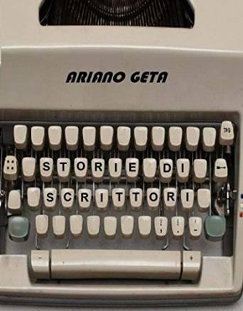 copertina di Storie di scrittori di Ariano Geta