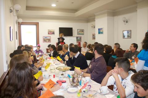 Cagliari: a lezione di inglese con Alice nel Paese delle Meraviglie