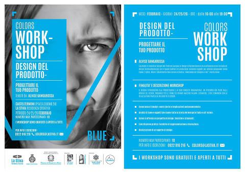 Workshop sul Design di prodotto a Casteltermini (AG)