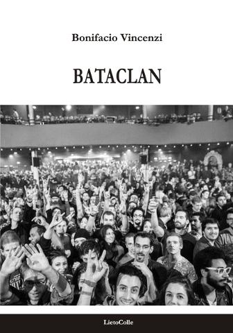 copertina del libro Bataclan di Bonifacio Vincenzi
