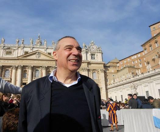 Un ergastolano da Papa Francesco