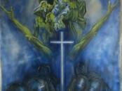 Il Cristo deposto di Francesco Guadagnuolo