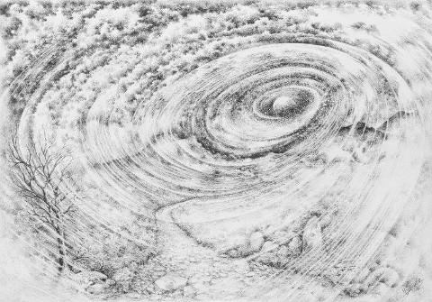 Mostra di Joanna Brzescinska-Riccio a Forte dei Marmi (LU)