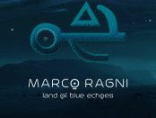 cover album Land of blue echoes by Marco Ragni