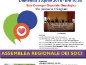 Assemblea regionale soci Prometeo AITF Onlus 2016